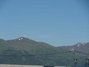 金北山 妙見山