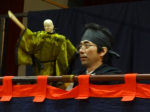 石川県白山市:東二口文弥人形浄瑠璃