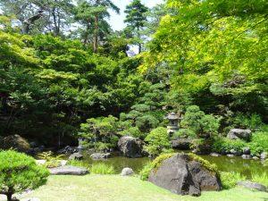 旧齋藤家庭園