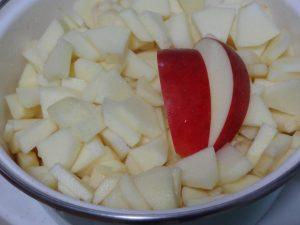 紅玉りんご ジャム