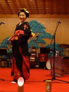 篠笛 田村優子さん