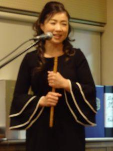 優子さん ミニLIVE