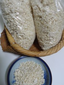 ササニシキ 米麹