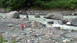 小滝川渓谷 ヒスイ峡