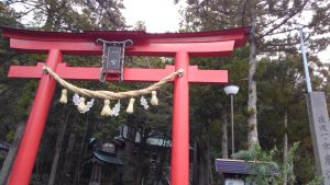 羽茂の一宮 渡津神社