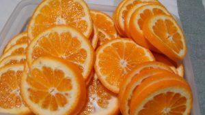 佐渡産オレンジ レイコウ