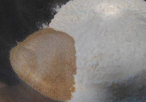 強力粉 柿餅粉