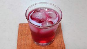 夏の味 紫蘇ジュース