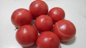 完熟 トマト
