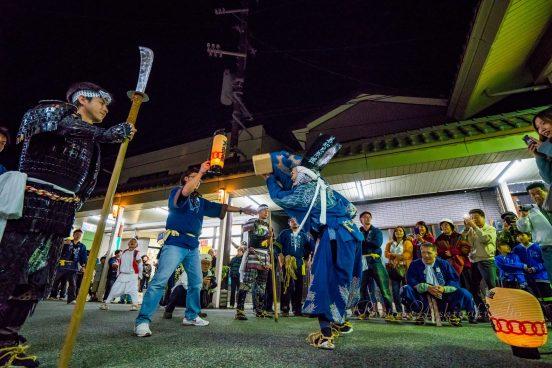 善知鳥神社祭礼行事 相川祭り