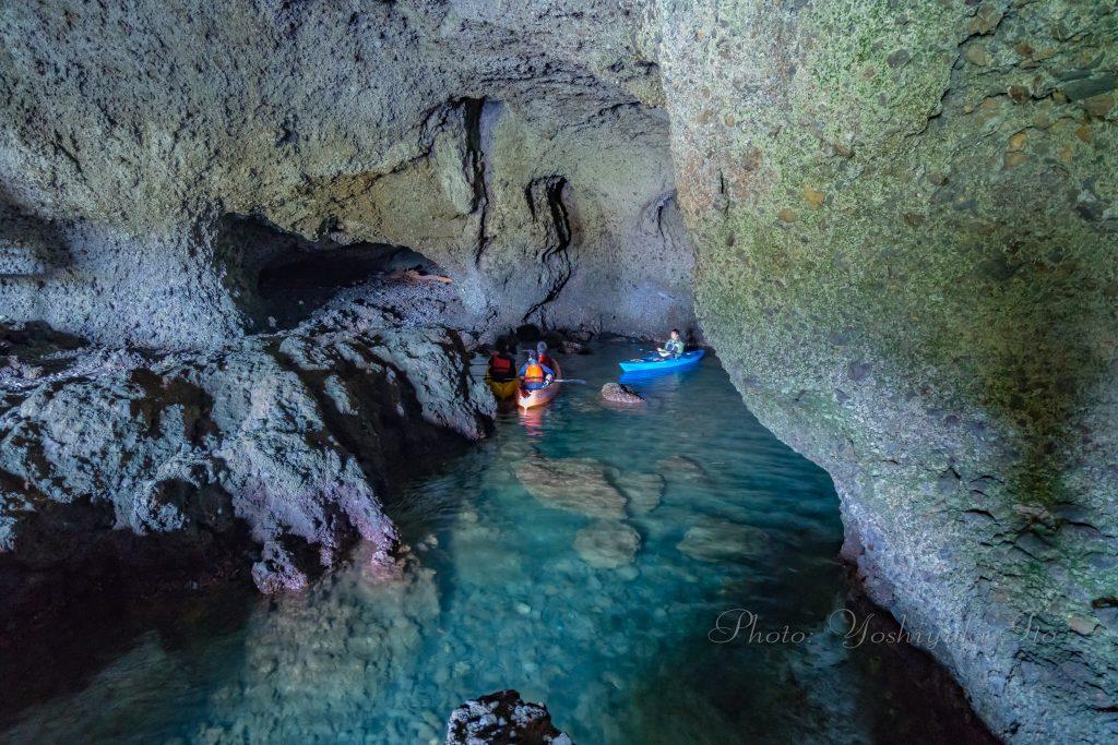 竜王洞の洞窟