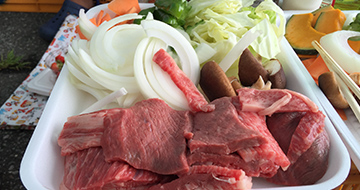 赤泊牛肉まつり