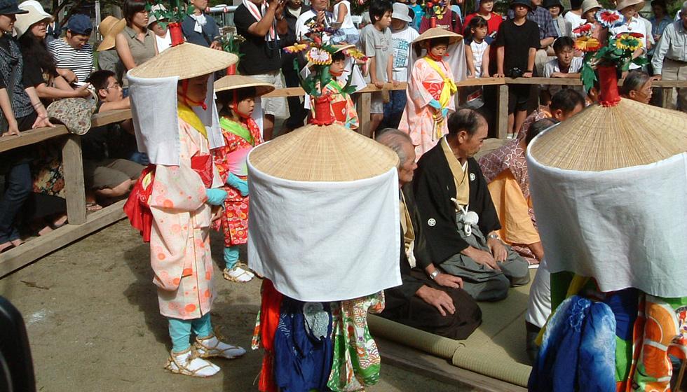 久知八幡宮例大祭