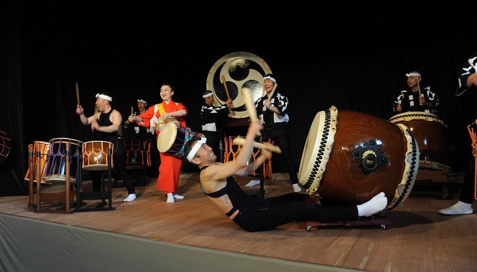 世界の鼓童とともに 芸能の宝島佐渡