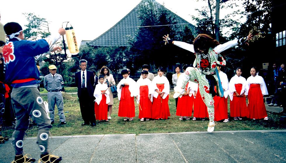 畑野まつり 熊野神社例大祭