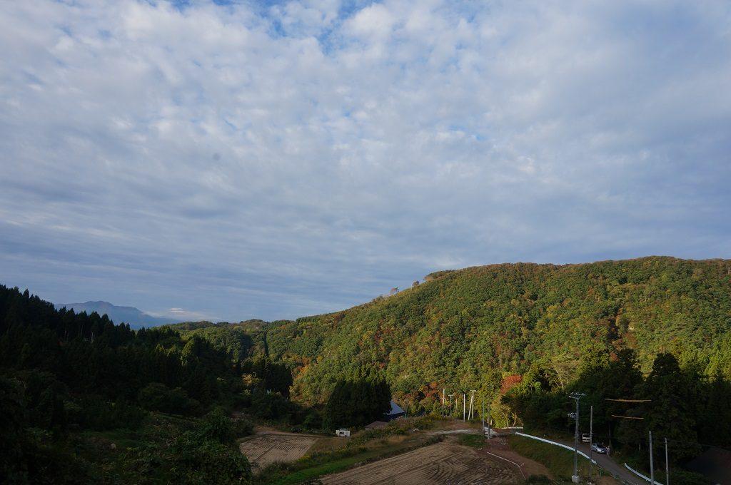 小佐渡の山(猿八)