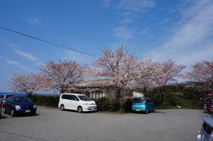 金山ふもとの相川地区